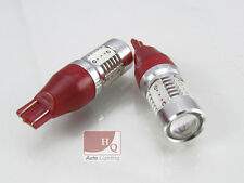 W16w T15 7,5 W Alta Potencia Roja Con Proyector Led Cola Stop coche bombillas un