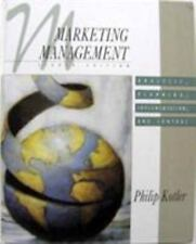 Marketing Management: Analysis, Planning, Implementation, and Control (The Prent
