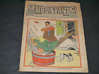 JOURNAL BD L'ÉPATANT N°1367 du 11 OCTOBRE 1934