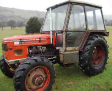 Zetor Tractors Owner's Instruction Manual 4712, 4718, 5711, 5718, 5745, 5748 CD