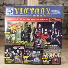 victory records mayhem fest sampler CD MINT!