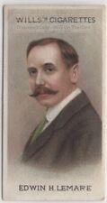 Edwin Lemare English Organist Composer Musician 100+ Y/O Ad Trade Card
