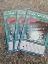 YuGiOh - Gateway of the Six x3 - Mixed Sets - Common - NM