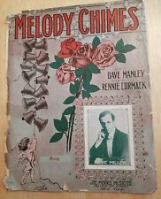 1912 Melody Chimes Dave Manley Rennie Cormack music