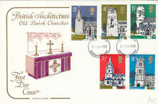 (08535) GB Cotswold PREMIER JOUR Village Eglises Bournemouth 21 Juin 1972