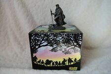 The Tudor Mint The Lord of the Rings Collection Aragorn Figurine 1992 in Box