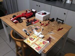 Kyosho Deagostini Ferrari F1 F2004 F2005