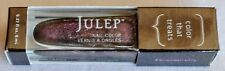 "JULEP Nail Color Vernis ""Jody"" Purple-Brown Shimmer F/S NIB"