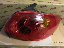 PEUGEOT 206 REAR LIGHT DRIVERS RIGHT HAND 2003 -2008
