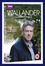 WALLANDER - COMPLETE BBC SEASON  SERIES  3 **BRAND NEW  DVD **