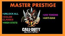 Black Ops 2 BO2 Modded Account Recovery MODS HACKS PS3