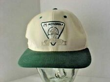 Motorola Western Open Golf Hat Baseball Cap Adjustable Snapback Worn Once