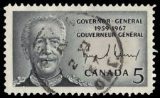 """CANADA 474 - Governor General Georges Vanier """"Dull Paper"""" (pf83576)"""