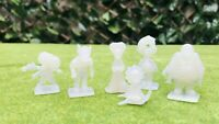 Hasbro Simpsons Treehouse of Horror Monopoly Game Tokens Figures Full Set x 6