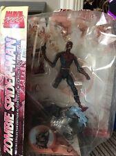 Marvel Select Zombie Spider-Man 7 pulgadas Figura Edicion Especial Coleccionista