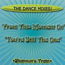 From This Moment on / You're Still the One 1998 by Shannon's - Disc Only No Case