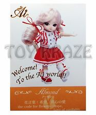JUN PLANNING AI BALL JOINTED DOLL ALMOND Q-730 FASHION PULLIP GROOVE INC BJD NEW