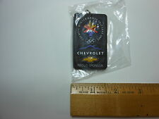 2002 Chevrolet Olympic Winter Games Key Fob Auto Show Sealed in Original Package
