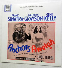 ANCHORS AWEIGH Soundtrack LP SINATRA KELLY SEALED LP Curtain Calls label