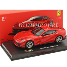 BBURAGO 18-36908 SIGNATURE SERIES FERRARI 812 SUPERFAST 1/43 DIECAST RED