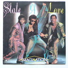 """MAXI 12"""" IMAGINATION State of love 601301"""