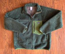 Patagonia Retro X Fleece Jacket - Green - 23055 Men's L large