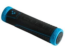 CUBE PERFORMANCE BICYCLE HANDLE BAR GRIPS BLUE