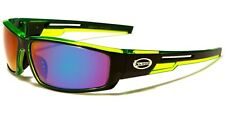 Xloop Mens or Ladies Sport Sunglasses Green