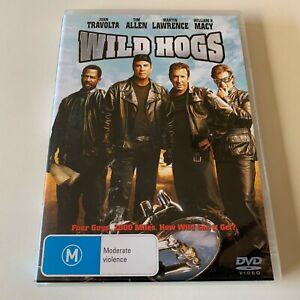 Wild Hogs, DVD John Travolta Tim Allen