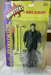 "Sideshow ""Universal Monsters"" Series 1 - ""Frankenstein"" (1998) Rare NIP Vintage"