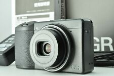 [Near Mint!] RICOH GR Digital III 24.2MP Camera with Instruction Ship From JAPAN