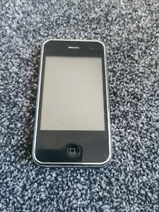 Apple iPhone 3G - 8GB - Black A1241 Please read