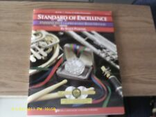 Standard Exc Enchanced Comprehensive Band Method Drums/Mallet Percussion Bk 1