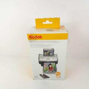 Kodak PH-160 Color Cartridge & Photo Paper Kit (4 Cartridge, 10pk Photo Paper)