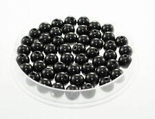 Lot 10 Perle imitation 10mm Noir perle de culture, Creation Bijoux, Collier,