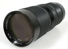Petri 85-205Mm F3.5 Lens