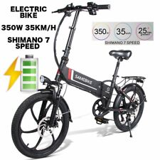 No 1 Folding Electric Moped Bike E-bike - 350W 35km/h. Best value for money!