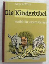 Die Kinderbibel Anne de Vries Friedrich Bahn Verlag 1960  (German)