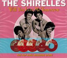 MUSIK-DOPPEL-CD NEU/OVP - The Shirelles - Will You Still Love Me Tomorrow