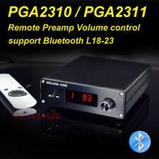 Hiend PGA 2310 , PGA2311 Preamplificador Remoto Control De Volumen/Soporte L18-23 Bluetooth 5.0