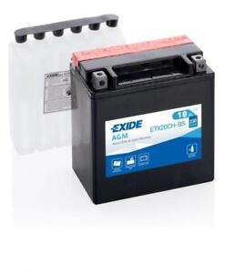 Batterie moto Exide YTX20CH-BS ETX20CH-BS 12V 18AH 230A 150X90X160MM