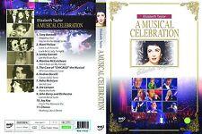 Elizabeth Taylor- A Musical Celebration (DVD,All,Sealed,New)