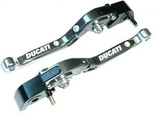 Ducati 999 - S - R  2003-2006 BRAKE and CLUTCH LEVERS SET ROAD TRACK RACE