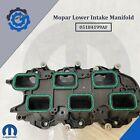 05184199AF New OEM Mopar Lower Intake Manifold 2011-2020 Chrysler Dodge Jeep RAM