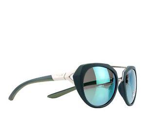 Nike Flex Motion R Mt Deep Green/Silver Lens Sport Sunglasses EV1015-413