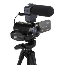 3'' LCD HD 1080P 24MP 16X Digital Zoom WiFi Video Camcorder DV Camera Mic+Tripod