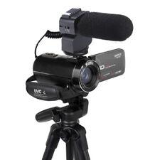 Ordro 1080P 24MP 16x Digital Video Camcorder Camera DV WIFI +Tripod+Microphone
