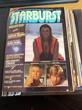 STARBURST (1978) #24 -36  Back Issue