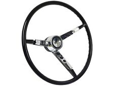 1965 Ford Falcon Sprint Black Steering Wheel Kit | Alternator Only