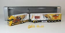 """Herpa Volvo FH4 Gigaliner """"Ristimaa Super Bee"""" Finnland Nr. 304917 /RM2884"""